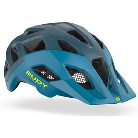 Rudy Project Crossway Helm blau/türkis